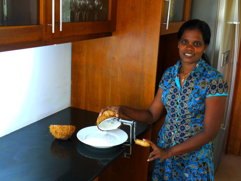 Pushpa, the Chef